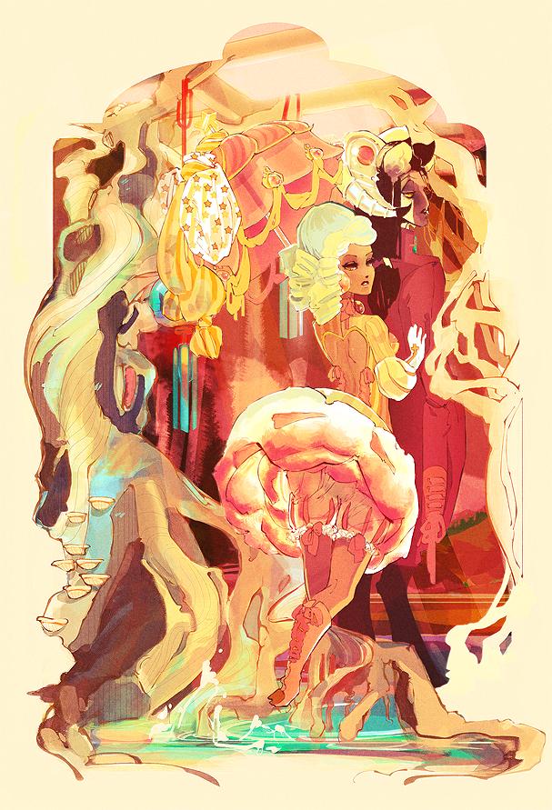 white oleander by btub