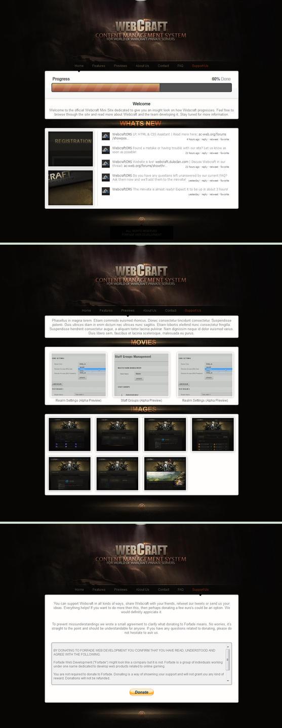 WebCraft by Evil-S