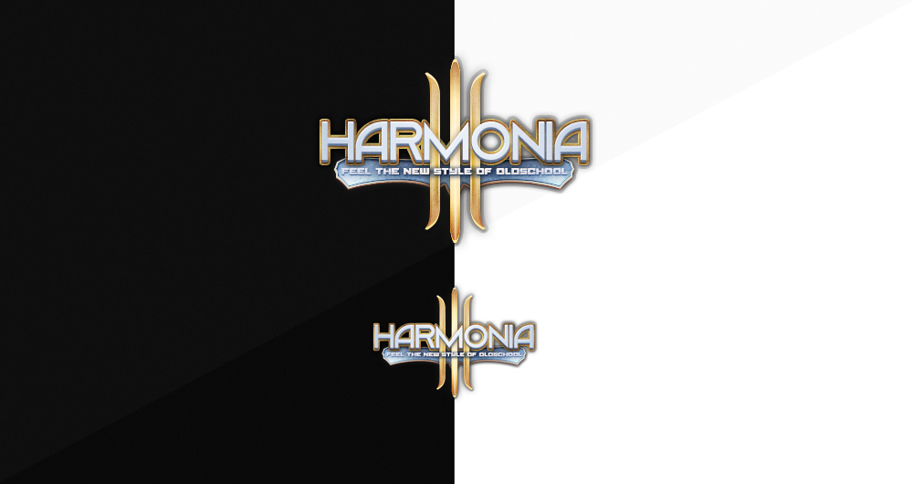 Harmonia 3 Logo by Evil-S