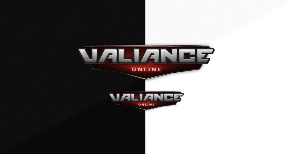 Valiance Online Logo by Evil-S