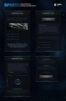 SpaceD UI