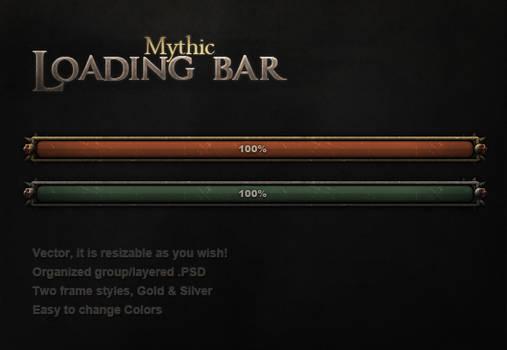 Mythic Loading Bar