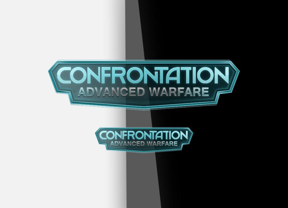 CONFRONTATION Logo by Evil-S