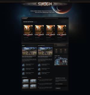 SHOGN Network Website