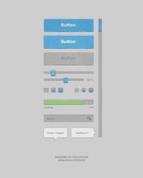 Bluish Interface