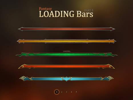 Fantasy Loadign Bars 3