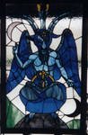 Baphomet - Stained Glass