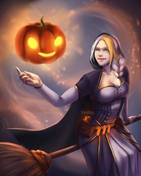 Jaina the Witch - World of Warcraft