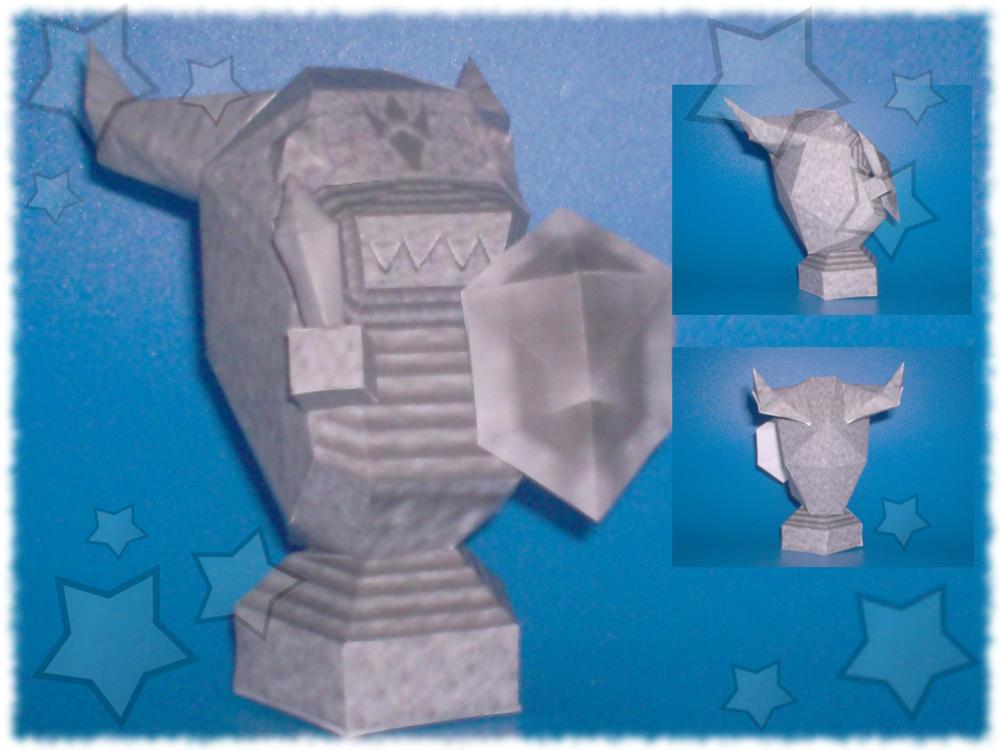 Armos by Paperlegend