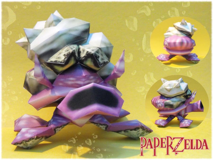 Big octo by Paperlegend