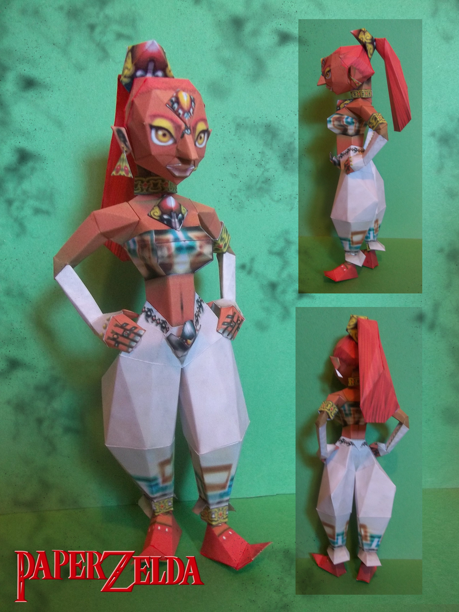 Nabooru by Paperlegend