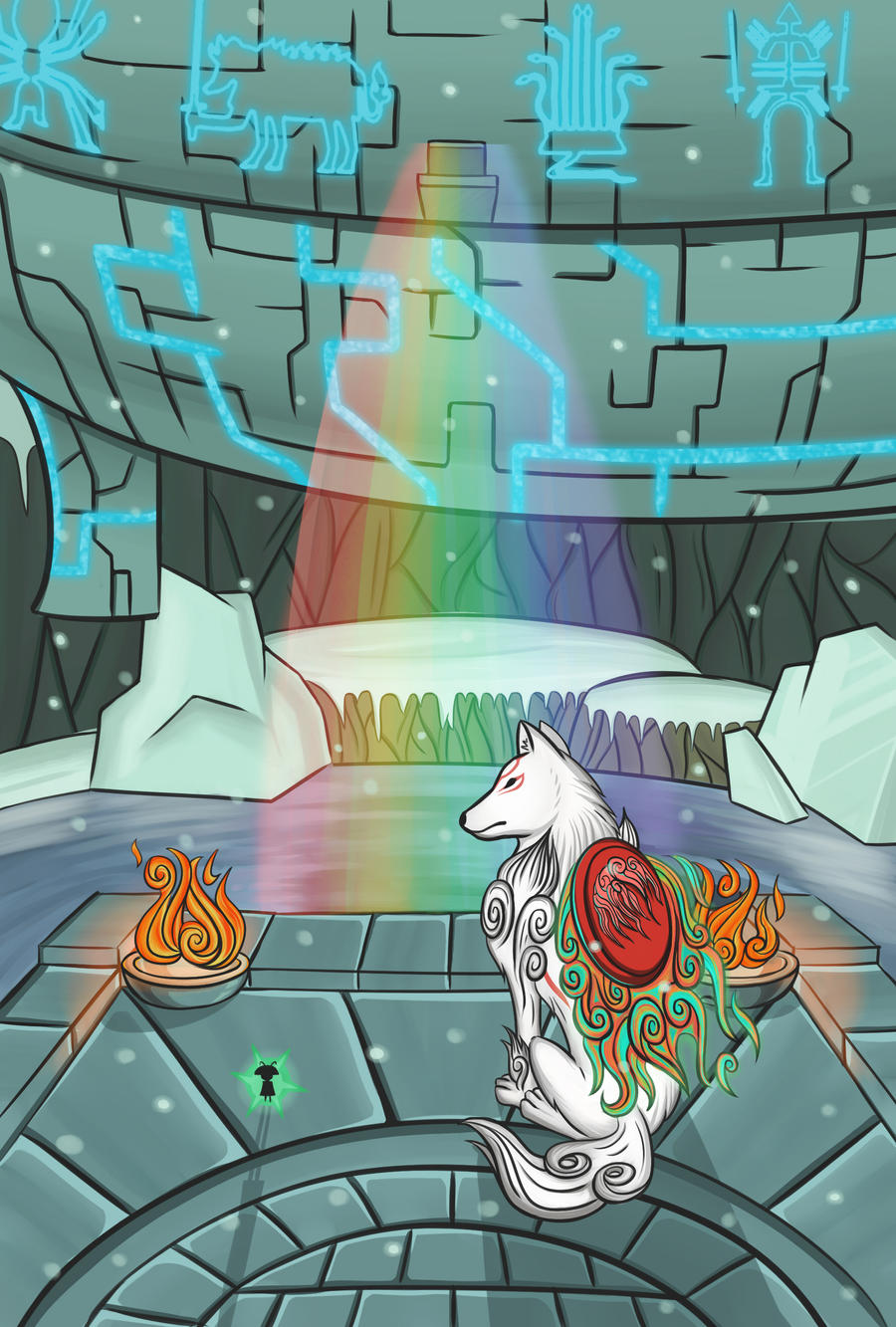 Okami: The End of Road by Taurus9