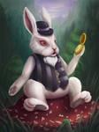 White Rabbit by SaiTeadvuse
