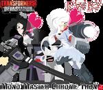 MONO MASTER CHROME TRON C AliceMoonlight