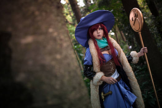witch erza