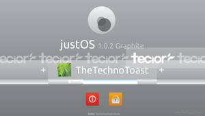 justOS Operating System Concept - Login Concept