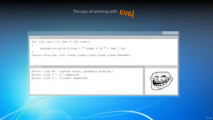 The Joys Of Working With Java by Tecior