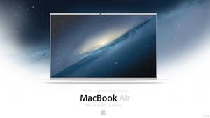 Macbook Air 2013 by Tecior