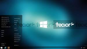 Windows Blue Concept OS