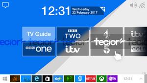 Windows TV Concept