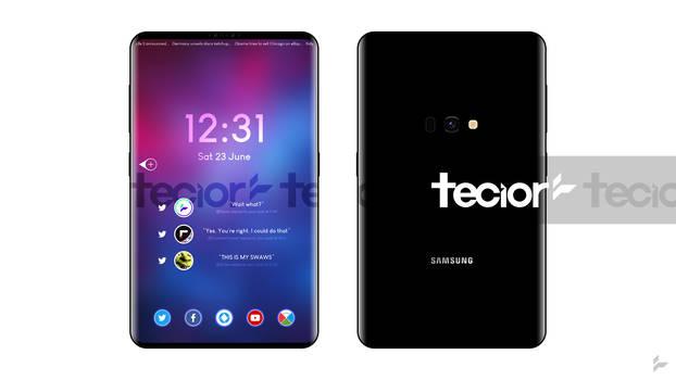 Samsung Galaxy Tab X Concept