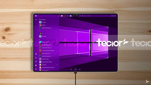Microsoft Surface V Concept
