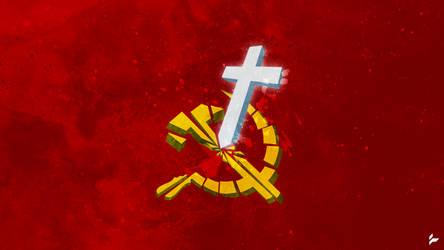 #JesusSaves (Version 2) by Tecior