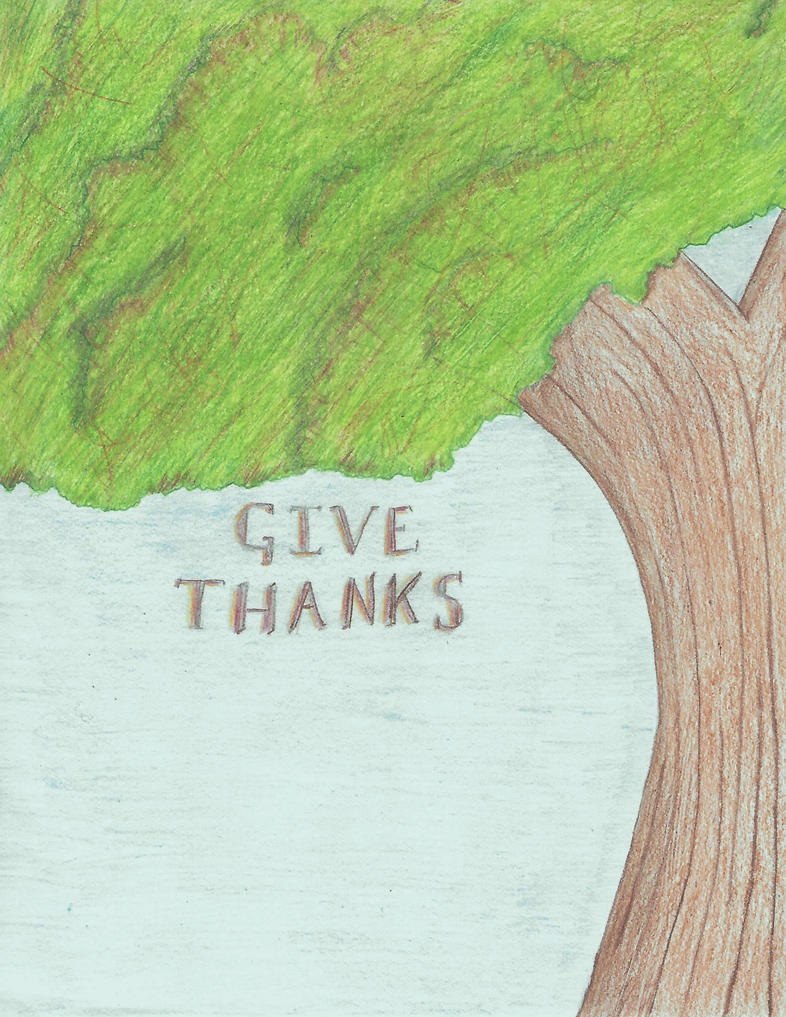 Give Thanks by BillyTheShark