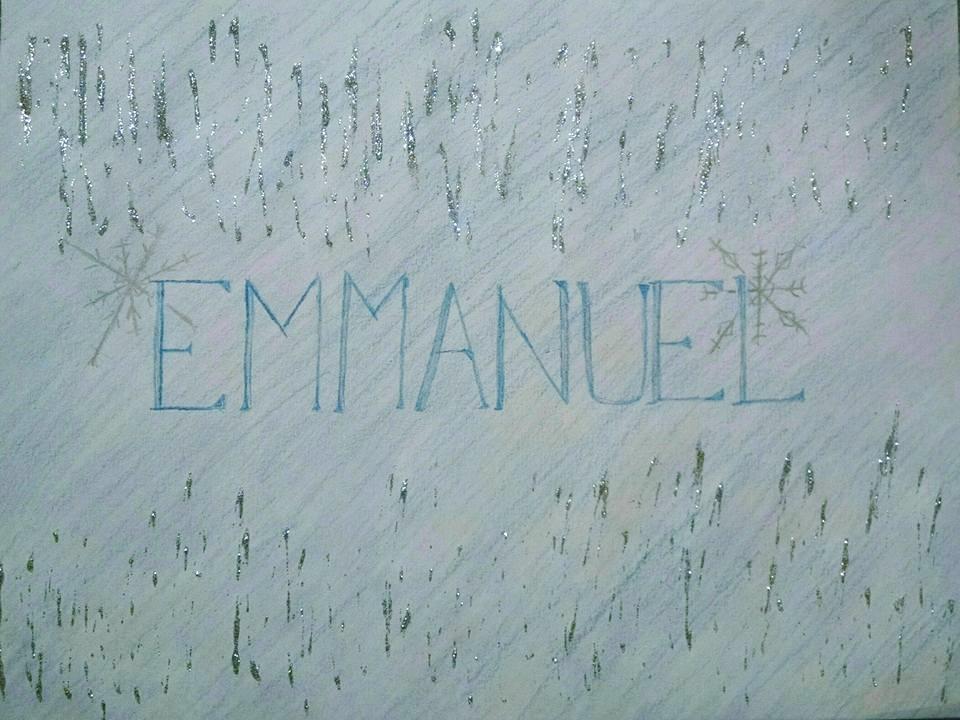 Emmanuel by BillyTheShark
