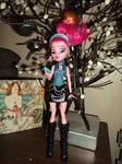 OOAK Monster High Repaint: Gigi 2