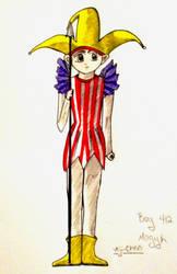 Boy 412 by Veji-chan