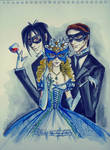 Masquerade by AmeliaMadHatter