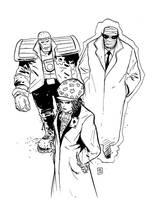 Doom Patrol by JasonCopland
