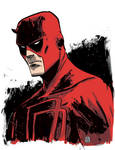 Daredevil Drawing 2