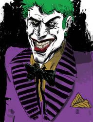Joker by JasonCopland