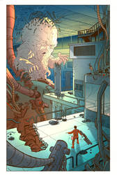 Akira by JasonCopland