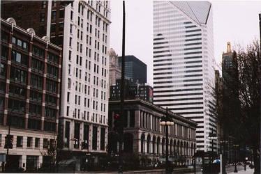 Chicago II by jenniferbryarrr
