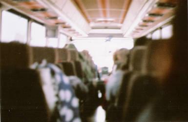 Bus ride by jenniferbryarrr