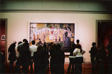 Art museum by jenniferbryarrr