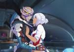Mass Effect- Vetryder by HeatHazeHero