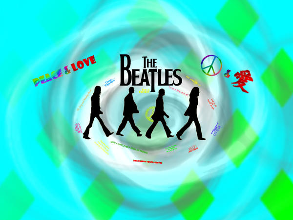 wallpaper beatles. The Beatles Wallpaper by