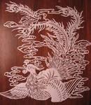 Phoenix Stencil - complete