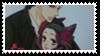Otome Youkai Zakuro Stamp 2 by Ir3th