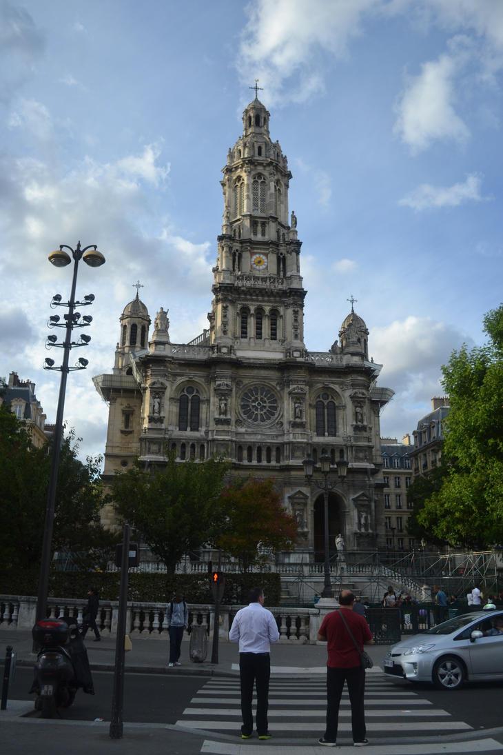 Paris 11 by MADCALIMERO