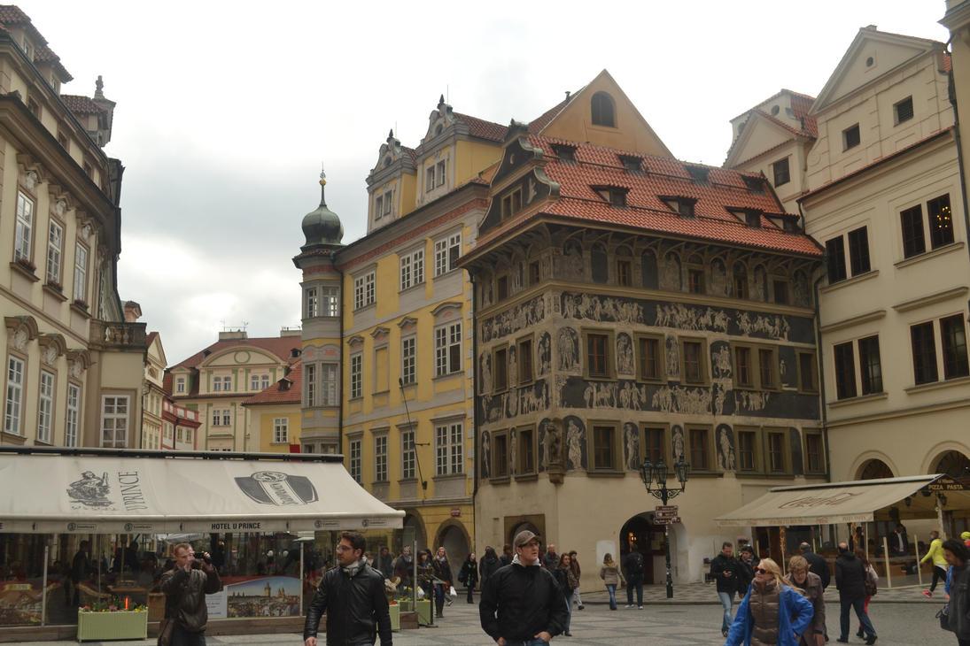 Prague 12 by MADCALIMERO