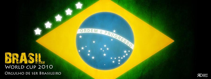 Brasil by Rohunico