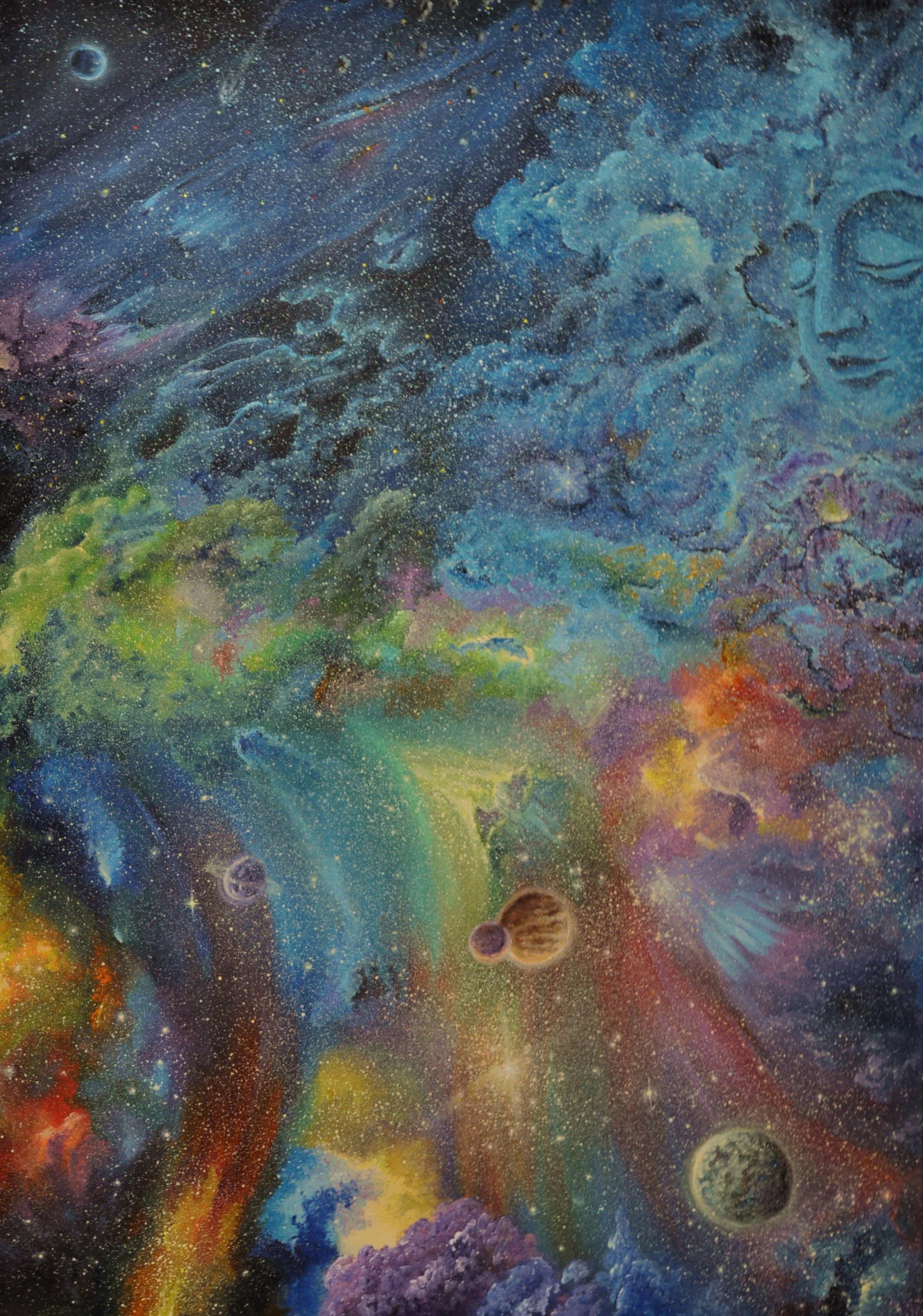 Space sounds by DenisKom