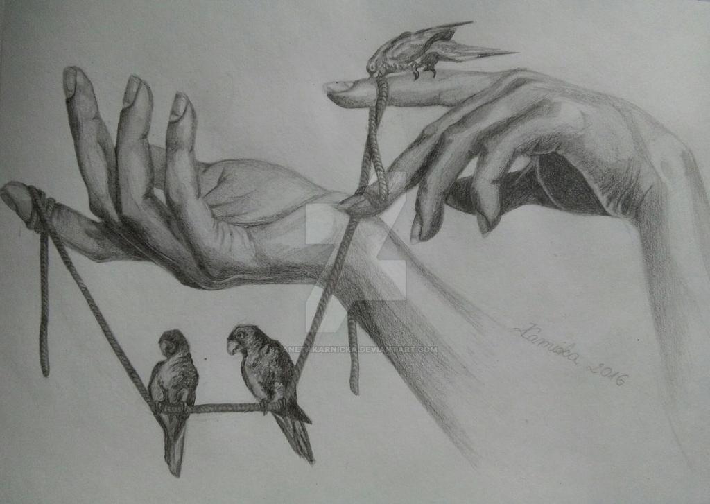 Hands by AnetaKarnicka