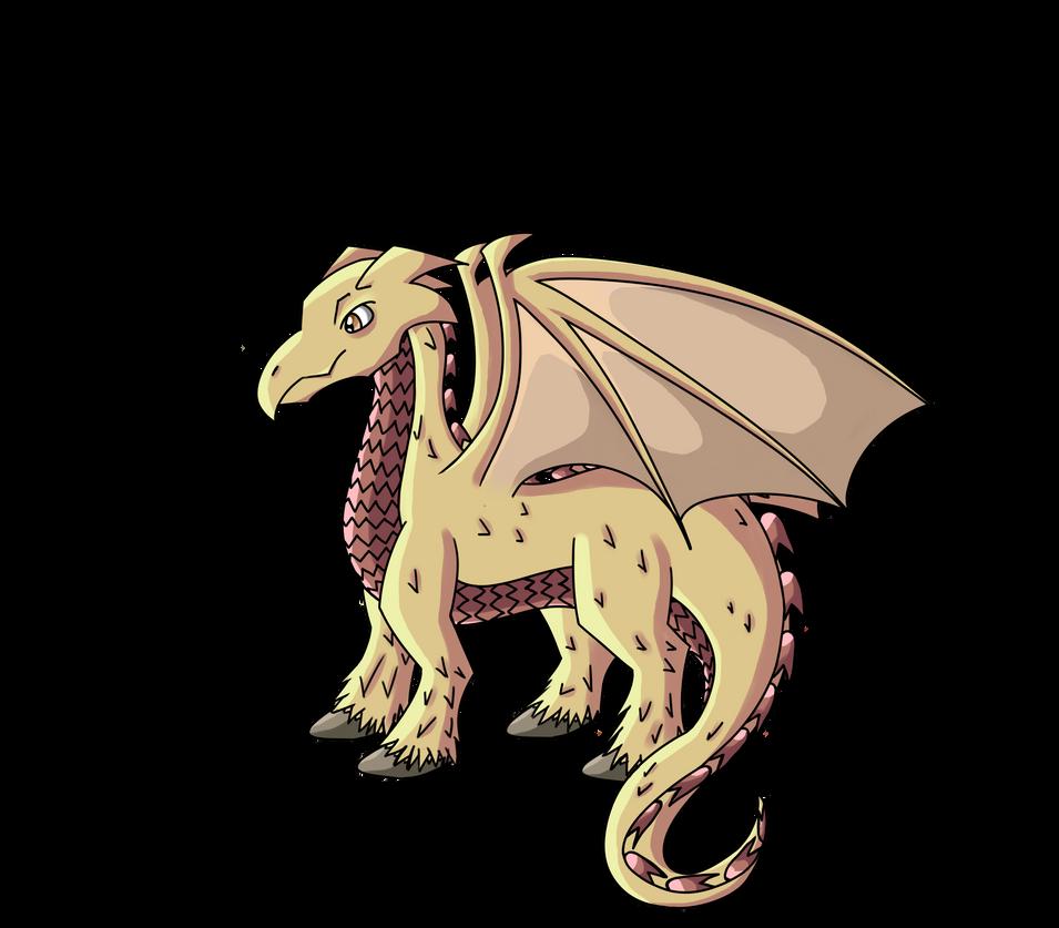 Gesus The Dragon by VulcanTrekkie