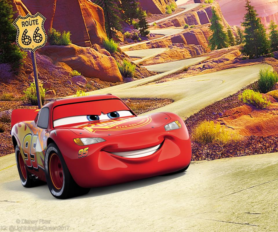 Cars 3 Lightning McQueen Wallpaper (960x800) by ...